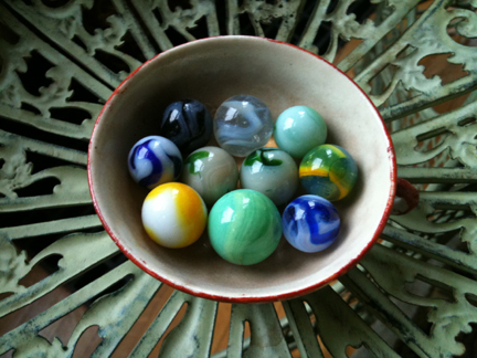 Marbles from Merle: Spirit Communication with Physical Objects